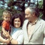 Lewis family 1975