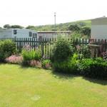 Mr and Mrs Bullock's lovely garden