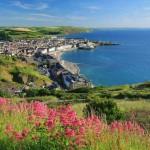 Aberystwyth by the sea
