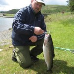 Charlie catches a whopper!