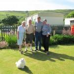 Dawn & Norman, Bob & Ann
