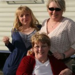 Abbie, Debbie and Angela